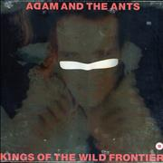 Click here for more info about 'Adam & The Ants - Kings Of The Wild Frontier - Sealed Deluxe Edition'