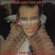 Click here for more info about 'Adam & The Ants - Kings Of The Wild Frontier'