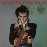 Click here for more info about 'Adam & The Ants - Prince Charming - Stickered sleeve'