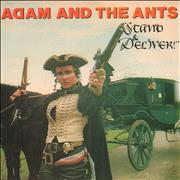 Click here for more info about 'Adam & The Ants - Stand & Deliver - Solid + P/S'