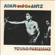 Click here for more info about 'Adam & The Ants - Young Parisians'