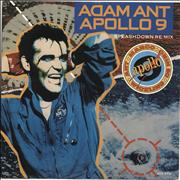 Click here for more info about 'Adam Ant - Apollo 9 (Splashdown Re-Mix)'