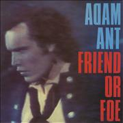 Click here for more info about 'Adam Ant - Friend Or Foe'