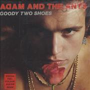 Click here for more info about 'Adam & The Ants - Goody Two Shoes - Poster Sleeve'