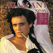 Click here for more info about 'Adam Ant - Strip + Poster'