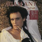 Click here for more info about 'Adam Ant - Strip - Promo Stamped'