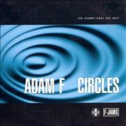 Click here for more info about 'Adam F - Circles'