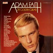 Click here for more info about 'Adam Faith - 24 Golden Greats'