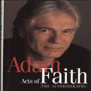 Click here for more info about 'Adam Faith - Acts Of Faith'