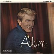 Click here for more info about 'Adam Faith - Adam - EX'
