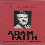 Click here for more info about 'Adam Faith - Adam Faith'