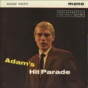 Click here for more info about 'Adam Faith - Adam's Hit Parade Vol. 1 EP'