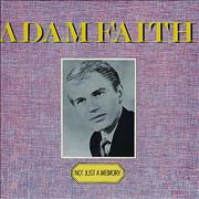 Click here for more info about 'Adam Faith - Not Just Memory'