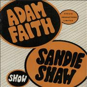 Click here for more info about 'Adam Faith - Tour Programme'