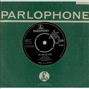 Click here for more info about 'Adam Faith - We Are In Love'