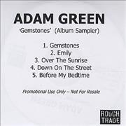 Click here for more info about 'Adam Green - Gemstones - Album Sampler'