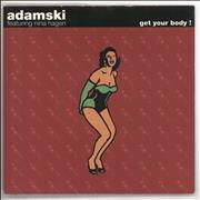 Click here for more info about 'Adamski - Get Your Body'