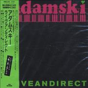 Click here for more info about 'Adamski - Live And Direct'