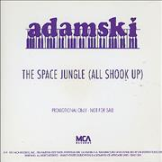 Click here for more info about 'Adamski - The Space Jungle [All Shook Up]'