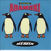 Click here for more info about 'Adamski - The Space Jungle'