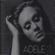 Click here for more info about 'Adele - 21 - Twenty One'
