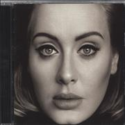 Adele 25 - Twenty Five Japan CD album