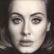 Adele 25 (Twenty-Five) UK vinyl LP