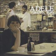 Adele Hometown Glory UK CD-R acetate