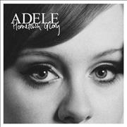 "Adele Hometown Glory UK 7"" vinyl"