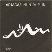 Click here for more info about 'Adjágas - Mun Ja Mun'