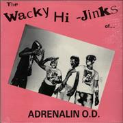 Click here for more info about 'Adrenalin O.D - The Wacky Hi-Jinks Of'