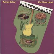 Click here for more info about 'Adrian Belew - Mr. Music Head + Press Pack'
