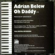 Click here for more info about 'Adrian Belew - Oh Daddy'
