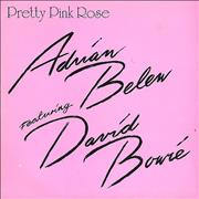 Click here for more info about 'Adrian Belew - Pretty Pink Rose'