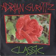 Click here for more info about 'Adrian Gurvitz - Classic - P/S'