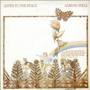 Click here for more info about 'Adrian Snell - Listen To The Peace'