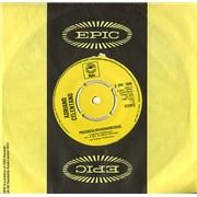 "Adriano Celentano Prisencolinensinainciusol - 4 Prong UK 7"" vinyl"