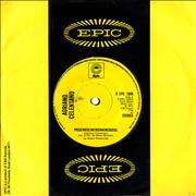 "Adriano Celentano Prisencolinensinainciusol - Solid UK 7"" vinyl"