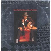 Adriano Celentano Un Po'Artista Un Po'No Germany vinyl LP