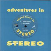 Click here for more info about 'Adventures In Stereo - A Brand New Day - Purple Marbled Vinyl'