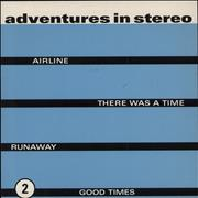 Click here for more info about 'Adventures In Stereo - Airline EP'