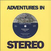 Click here for more info about 'Adventures In Stereo - International - Blue Vinyl'