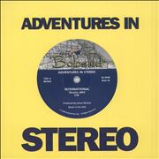 Click here for more info about 'Adventures In Stereo - International - White Vinyl'