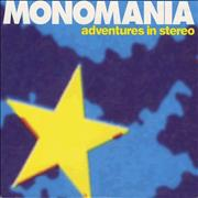 Click here for more info about 'Adventures In Stereo - Monomania'