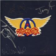 Click here for more info about 'Aerosmith - A Little South Of Sanity - Autographed'
