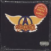 Click here for more info about 'Aerosmith - A Little South Of Sanity - Collectors Edition'