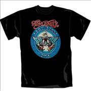 Click here for more info about 'Aerosmith - Aeroforce One T-Shirt - Large'