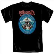 Click here for more info about 'Aerosmith - Aeroforce One T-Shirt - XL'