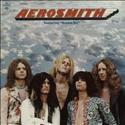 Click here for more info about 'Aerosmith - Aerosmith - export'
