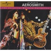 Aerosmith Classic UK CD album